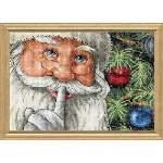 Santas Secret - Cross Stitch Pattern