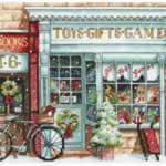Toy Shoppe - Cross Stitch Pattern