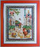 Country Garden - Cross Stitch Pattern