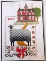 Loving Wool - Cross Stitch Pattern