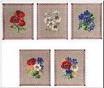 Country Nosegay - Cross Stitch Pattern