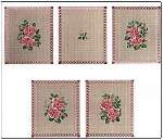 Wild Roses - Cross Stitch Pattern