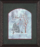 New Snow - Cross Stitch Pattern