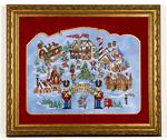 Santas North Pole - Cross Stitch Pattern