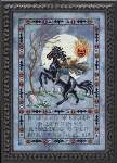 Sleepy Hollow - Cross Stitch Pattern
