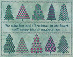 The Spirit of Christmas - Cross Stitch Pattern