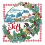 Joy of Christmas - Cross Stitch Pattern