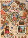 Autumn Sampler - Cross Stitch