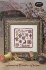 The Autumn Acorn - Cross Stitch Pattern