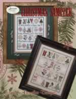 Christmas Sampler - Cross Stitch Pattern