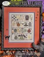 Halloween Sampler - Cross Stitch Pattern