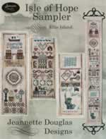 Isle of Hope Sampler - Cross Stitch