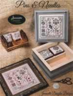 Pins and Needles - Cross Stitch Pattern