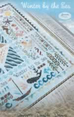 Winter By the Sea - Cross Stitch Pattern