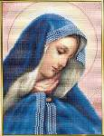 Madonna Dolorosa - Cross Stitch Pattern