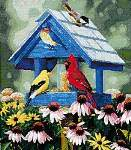 Garden Treasures - Cross Stitch Pattern