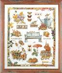 Four Seasons I - Cross Stitch