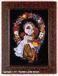 Lady of the Thread - Cross Stitch