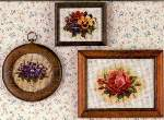 Tea Garden - Cross Stitch