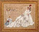 The Wedding - Cross Stitch Pattern