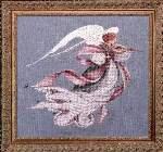 Angel of Spring - Cross Stitch