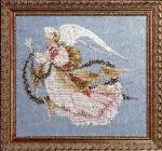 Angel of Summer - Cross Stitch Pattern