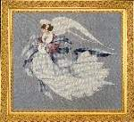 Angel of Winter - Cross Stitch