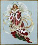 Angel of Christmas - Cross Stitch