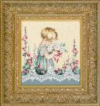 Emmas Garden - Cross Stitch