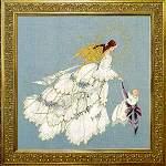 Angel of Mercy II - Cross Stitch