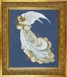 Angel of Dreams - Cross Stitch