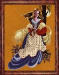 Evangeline - Cross Stitch
