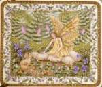 Woodland Faerie - Cross Stitch Pattern