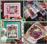 The Best of Barbara Baatz Hillman - Cross Stitch Pattern