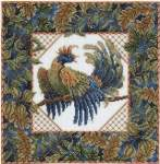 Brilliant Plumage - Cross Stitch Pattern