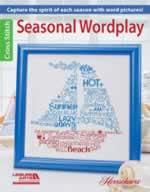 Seasonal Wordplay - Cross Stitch Pattern