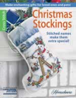Christmas Stockings - Cross Stitch Pattern