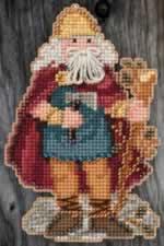 Celtic Wales Santa