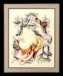 Fairy Idyll - Cross Stitch Pattern