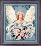Millenium Angel - Cross Stitch
