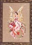 Titania, Queen of the Fairies - Cross Stitch