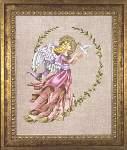 Caring Wings - Cross Stitch Pattern