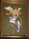 Archangel - Cross Stitch