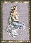 Enchanted Mermaid - Cross Stitch Pattern