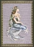Enchanted Mermaid - Cross Stitch