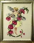 November Topaz Fairy - Cross Stitch Pattern