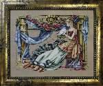 Athena, Goddess of Wisdom - Cross Stitch Pattern