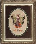 The Halloween Fairy - Cross Stitch Pattern