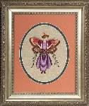 Thanksgiving Harvest Fairy - Cross Stitch