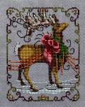 Vixen - Cross Stitch Pattern